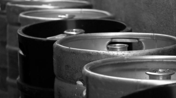 Raccolta di Fusti e cisterne